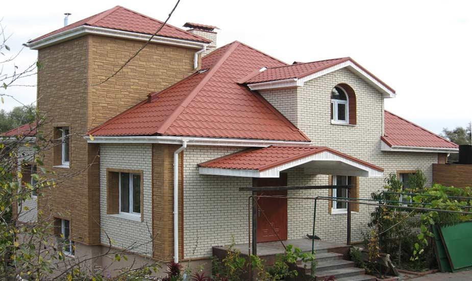 Фасадные панели - Цокольный сайдинг