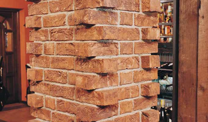 Фасадная клинкерная плитка CRH