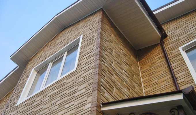 Фасадные (цокольные) панели Wandstein