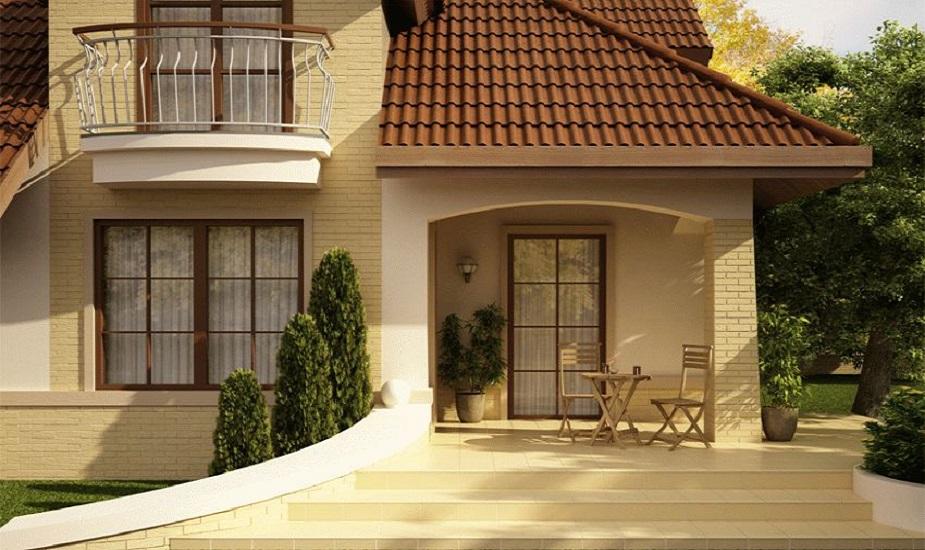 Фасадные плиты (облицовочные панели под кирпич и камень)